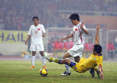 Công Vinh ghi bàn thắng Vàng giúp Việt Nam vô địch AFF Cup - 3