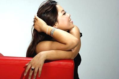 """Hà Linh: """"Tôi cảm thấy bị áp lực"""" - 2"""
