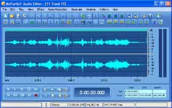 Chương trình chỉnh sửa âm thanh chuyên nghiệp - 2