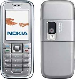 Nokia 6233 - Năng động cho quản lý và tận hưởng niềm vui giải trí - 1
