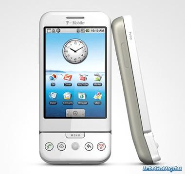 """Google Android """"đắt hàng"""", iPhone 3G bán chạy nhất - 1"""