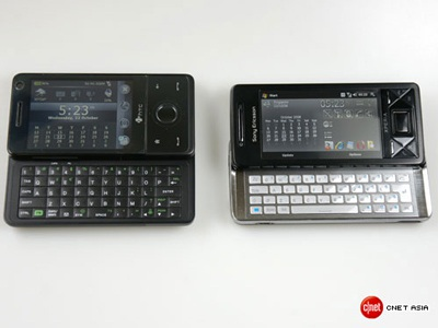 """Xem HTC Touch Pro và XPERIA X1 """"đối đầu"""" - 2"""