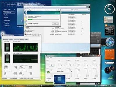 6 gói tiện ích biến Windows XP thành hệ điều hành khác - 1