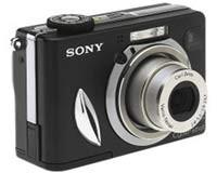 "Sony Cybershot DSC-W17- Camera 7 ""mê"" - 1"