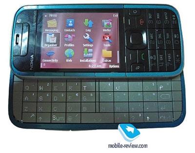 Xuất hiện Nokia 5730 XpressMusic với bàn phím QWERTY trượt - 1
