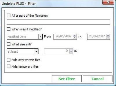 Khôi phục dữ liệu bị xóa nhầm với Undelete Plus - 2