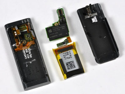 """""""Mổ xẻ"""" bí mật của máy nghe nhạc tí hon iPod Shuffle - 13"""