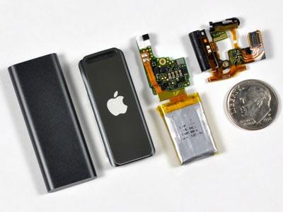 """""""Mổ xẻ"""" bí mật của máy nghe nhạc tí hon iPod Shuffle - 16"""