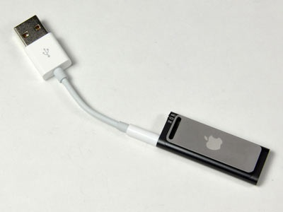 """""""Mổ xẻ"""" bí mật của máy nghe nhạc tí hon iPod Shuffle - 3"""