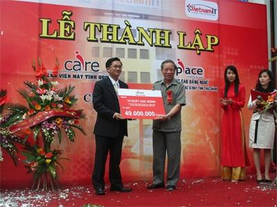 Bệnh viện Máy tính iCARE - iSPACE tới Hà Nội - 1