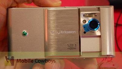 """""""Siêu phẩm"""" Sony Ericsson Idou lộ thêm phiên bản màu bạc - 3"""