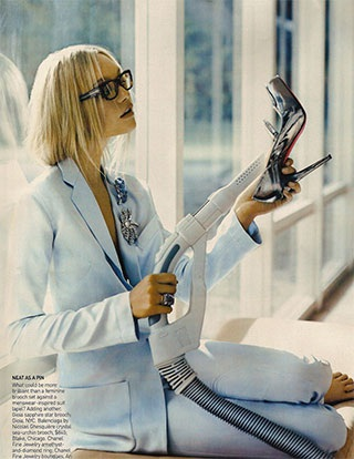 """Hai bộ ảnh tuyệt đẹp của """"chân dài"""" Gemma Ward - 9"""