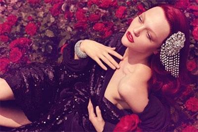 """Hai bộ ảnh tuyệt đẹp của """"chân dài"""" Gemma Ward - 4"""