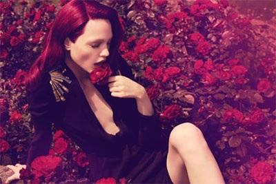 """Hai bộ ảnh tuyệt đẹp của """"chân dài"""" Gemma Ward - 5"""
