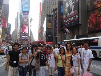Trại hè Anh ngữ sôi động tại Anh - Mỹ và Singapore 2009 - 2