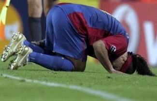 Trớ trêu vận mệnh Barca! - 1