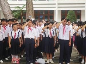 TPHCM: Rộn rã ngày khai trường - 5