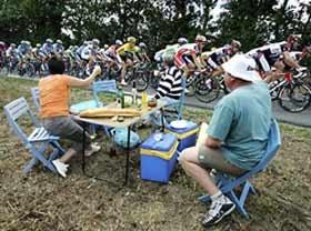 Tour de France: Những CĐV cuồng nhiệt - 7