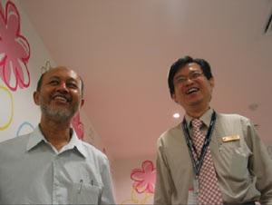Bác sĩ Anselm Chi-wai Lee: Học từ chính bệnh nhân của mình - 1