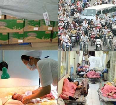 5 vấn đề y tế nổi cộm năm 2008 - 1