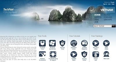 Microsoft phục vụ cộng đồng tin học Việt Nam - 2