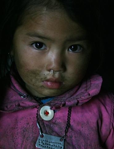 Háo hức Tết nghèo của trẻ vùng cao - 2