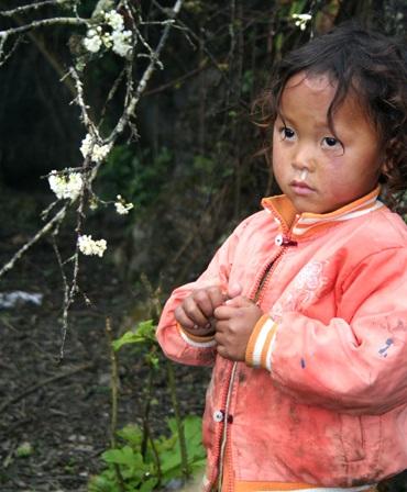 Háo hức Tết nghèo của trẻ vùng cao - 10