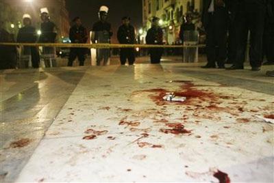 Bom nổ rung chuyển Cairo, hơn 20 người nước ngoài thương vong - 2