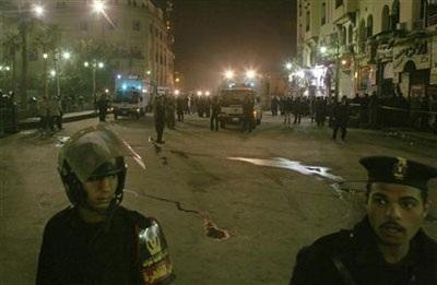 Bom nổ rung chuyển Cairo, hơn 20 người nước ngoài thương vong - 3
