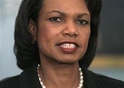 Condoleezza Rice viết hồi ký - 1