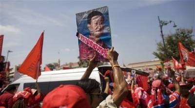 Thái Lan trong vòng xoáy đỏ - 1