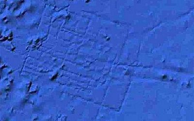 Google Earth tìm thấy thành phố thất lạc Atlantis? - 1