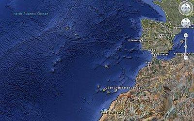 Google Earth tìm thấy thành phố thất lạc Atlantis? - 7