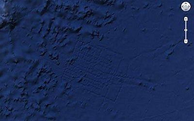 Google Earth tìm thấy thành phố thất lạc Atlantis? - 2