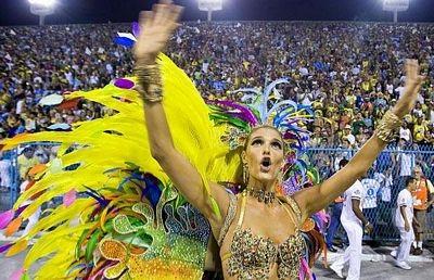 Chùm ảnh: Cuồng nhiệt lễ hội hoá trang Rio de Janeiro - 7