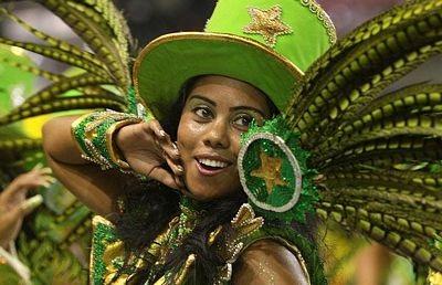 Chùm ảnh: Cuồng nhiệt lễ hội hoá trang Rio de Janeiro - 14