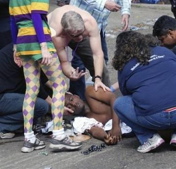 Mỹ: 7 người bị bắn thương tại New Orleans - 1