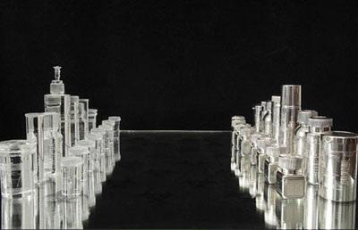 Chùm ảnh: Những quân cờ vua có một không hai  - 1