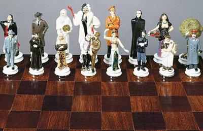 Chùm ảnh: Những quân cờ vua có một không hai  - 2