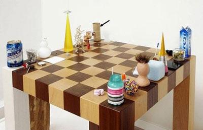 Chùm ảnh: Những quân cờ vua có một không hai  - 4