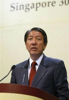 Singapore có Phó thủ tướng mới - 1