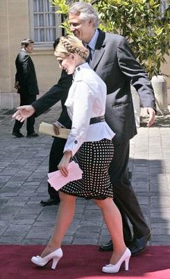 Chùm ảnh: Nữ thủ tướng thời trang nhất thế giới - 10