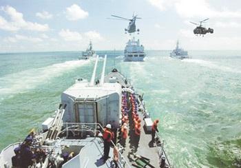 Hải quân Trung Quốc đặt ưu tiên hàng đầu cho hiện đại hoá  - 1
