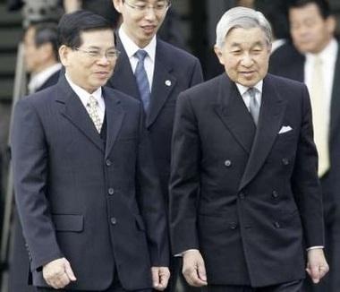 Chùm ảnh: Chủ tịch Nguyễn Minh Triết thăm Nhật Bản - 6