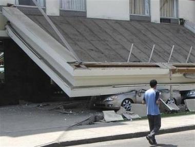 Động đất mạnh rung chuyển Chile - 2