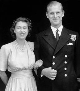 Chùm ảnh: 60 năm đám cưới kim cương của Nữ hoàng Elizabeth II - 1