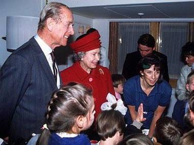 Chùm ảnh: 60 năm đám cưới kim cương của Nữ hoàng Elizabeth II - 10