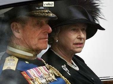 Chùm ảnh: 60 năm đám cưới kim cương của Nữ hoàng Elizabeth II - 11