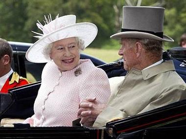 Chùm ảnh: 60 năm đám cưới kim cương của Nữ hoàng Elizabeth II - 13