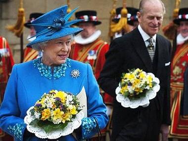Chùm ảnh: 60 năm đám cưới kim cương của Nữ hoàng Elizabeth II - 12